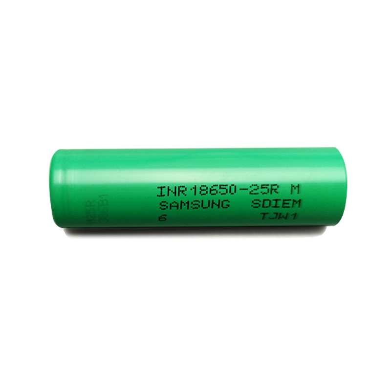Samsung INR18650-25R 2500mAh Lithium-ion Rechargeable Cell
