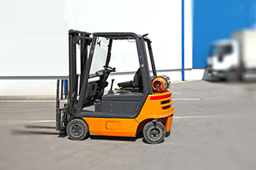 25.6V 80Ah lithium ion battery design solution of electric forklift truck