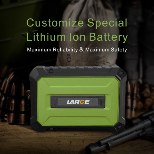 Customize Special Lithium Battery
