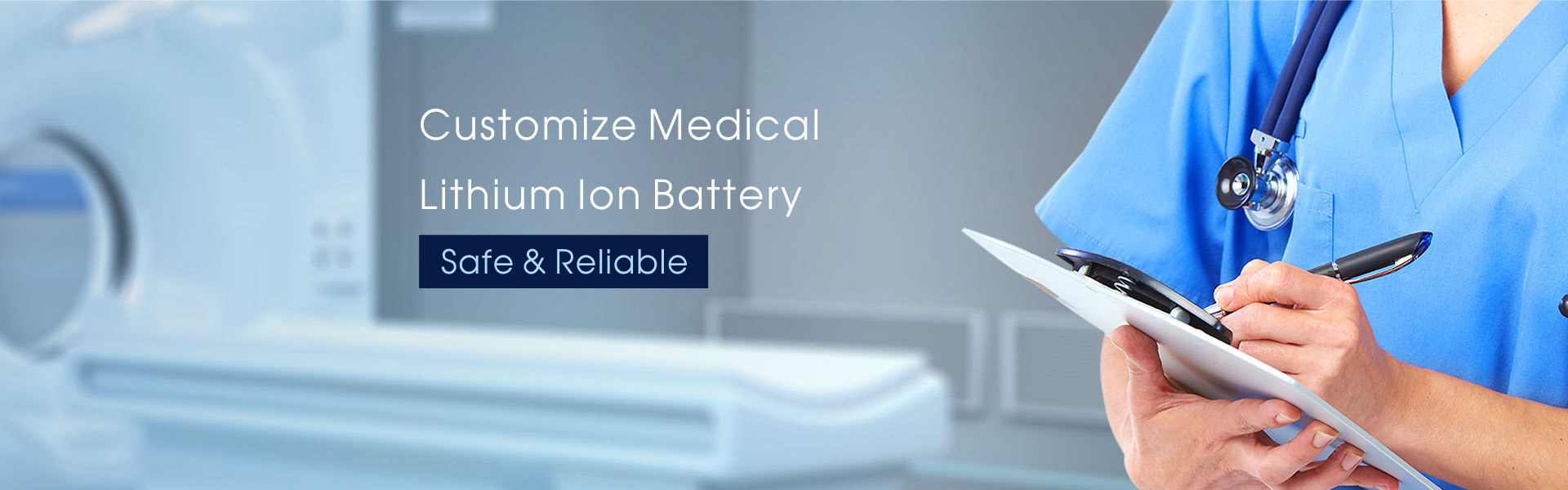 Customized Medical Lithium Ion Battery