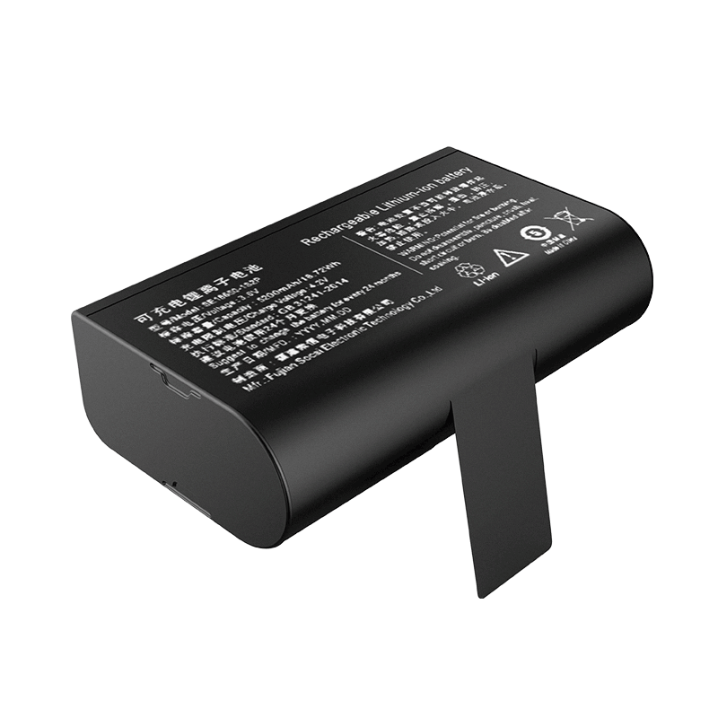 3.6V 5200mAh 18650 Lithium Ion Battery LG Battery for Handhold POS Machine