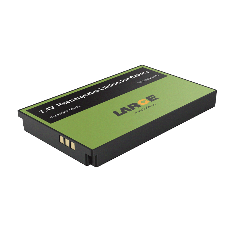 7.4V 6Ah Low Temperature Polymer Battery for Military Mobile Terminal