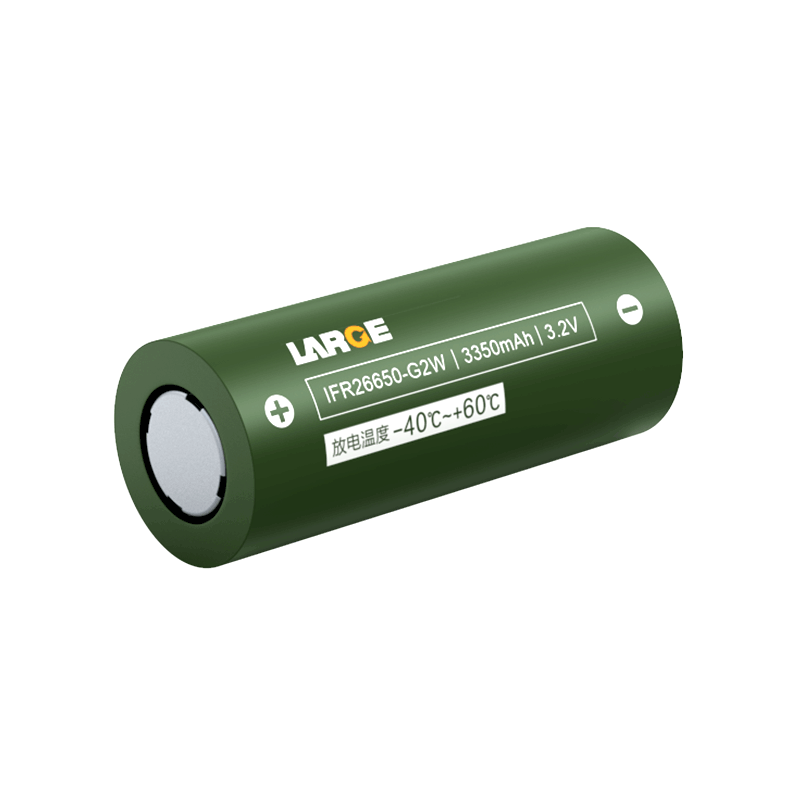 IFR26650 G2W 3350mAh Lithium-ion Rechargeable Cell